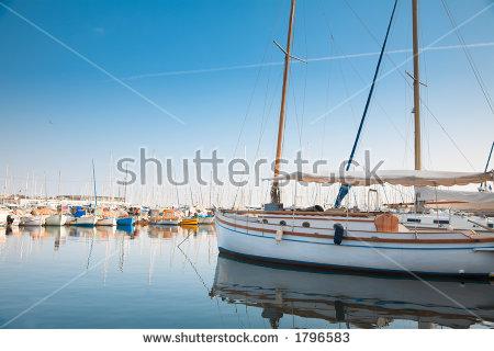 Small craft harbor clipart #17