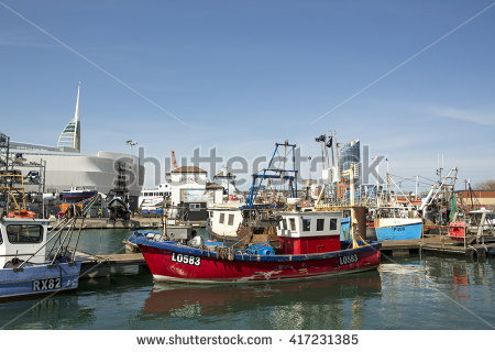 Trawler Stock Photos, Royalty.