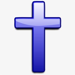 Cross Christian 001 Clipart, Vector Clip Art Online,.