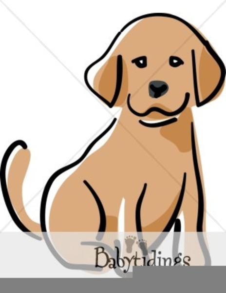 Dog Puppy Clipart.