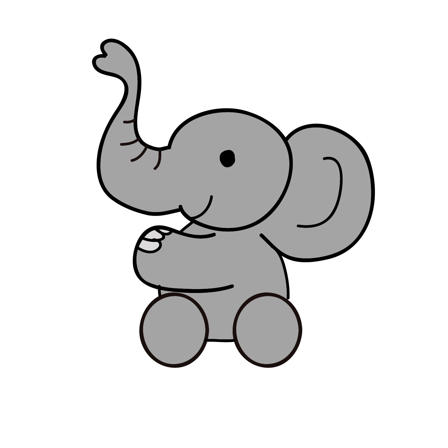 Free Elephant Pictures Cartoon, Download Free Clip Art, Free.
