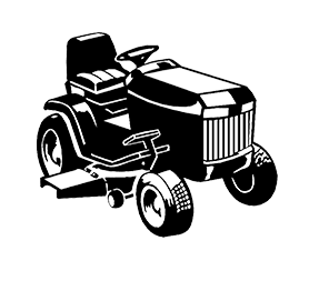 Lawn Mower Repair Clipart.