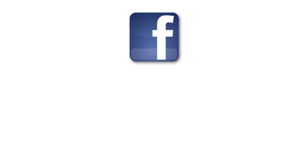 Small Facebook White Logo Png Images.