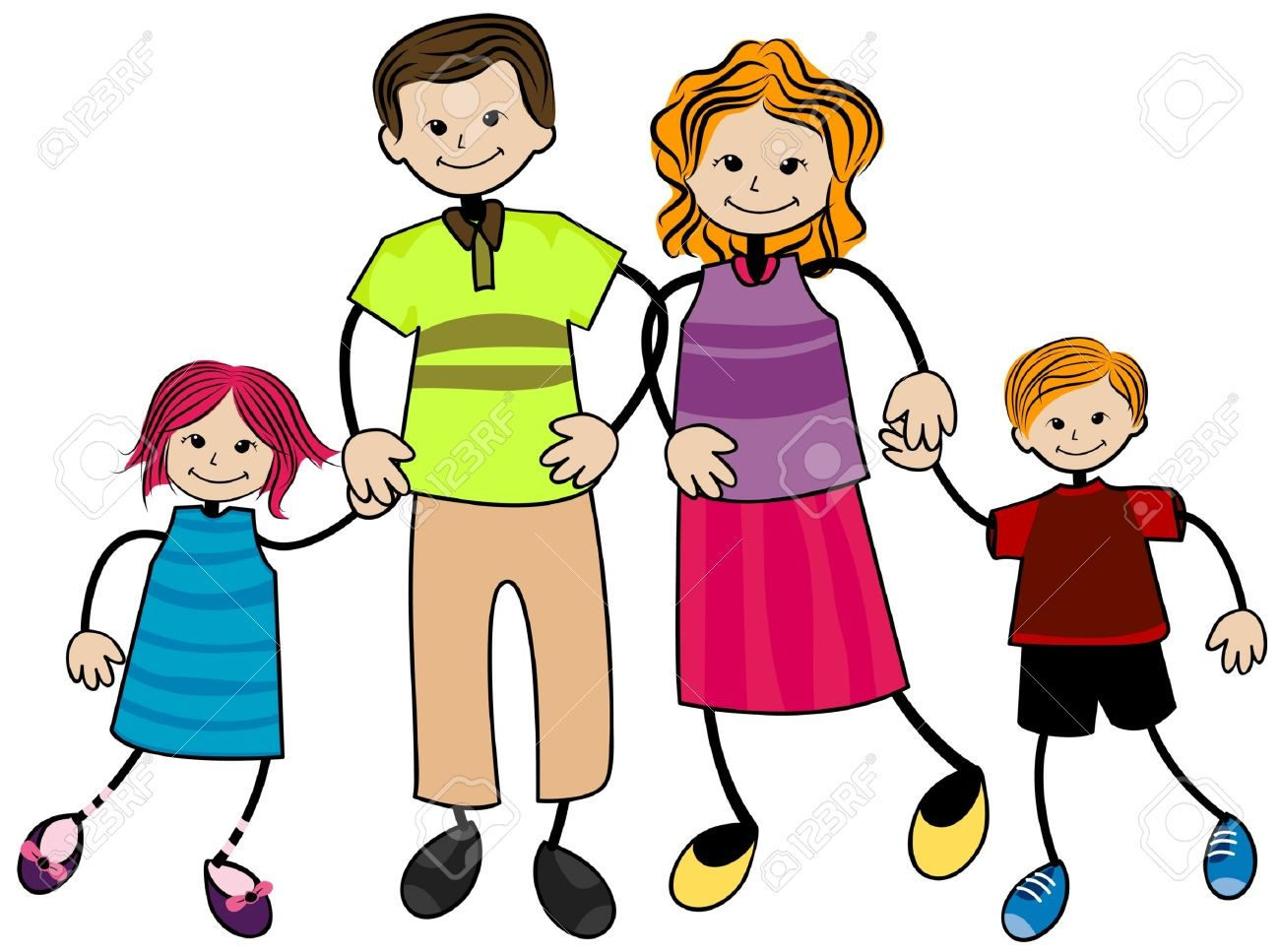 88+ Family Clipart Images.
