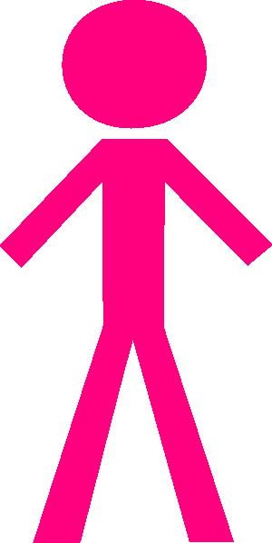 Woman Stick Figure Clip Art at Clker.com.