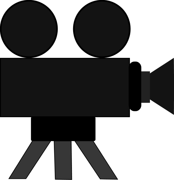 Small film format clipart #12