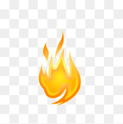 Small Fire PNG Images.