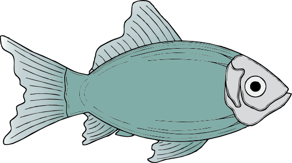 Small fish clipart » Clipart Portal.