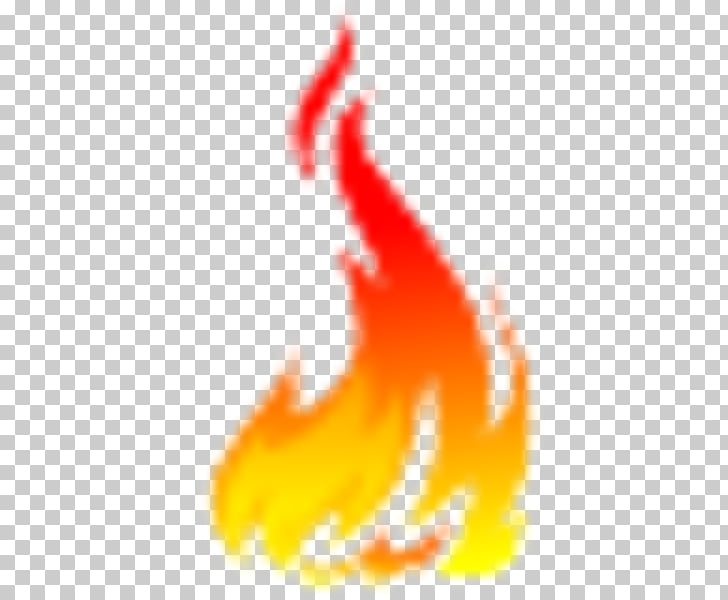 Computer Icons Fire , a small flame PNG clipart.