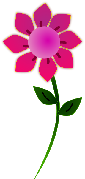 Clipart Small Flowers.