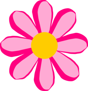 Small flower clipart #15