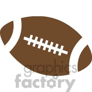 Small football clipart 2 » Clipart Station.