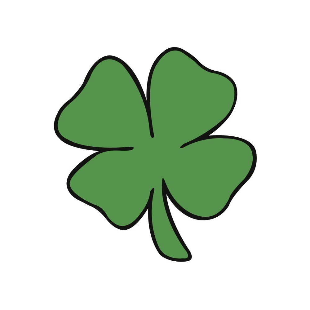 60 Four leaf clover clipart cute for free download on.
