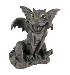 Cute Gargoyle Clipart.