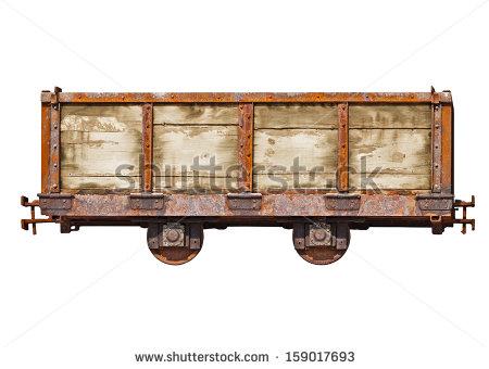 Wagon Train Stock Photos, Royalty.
