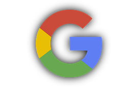 Google Logo Shadow PNG.