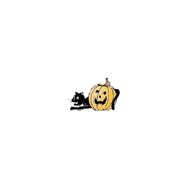 Small Halloween Clipart.