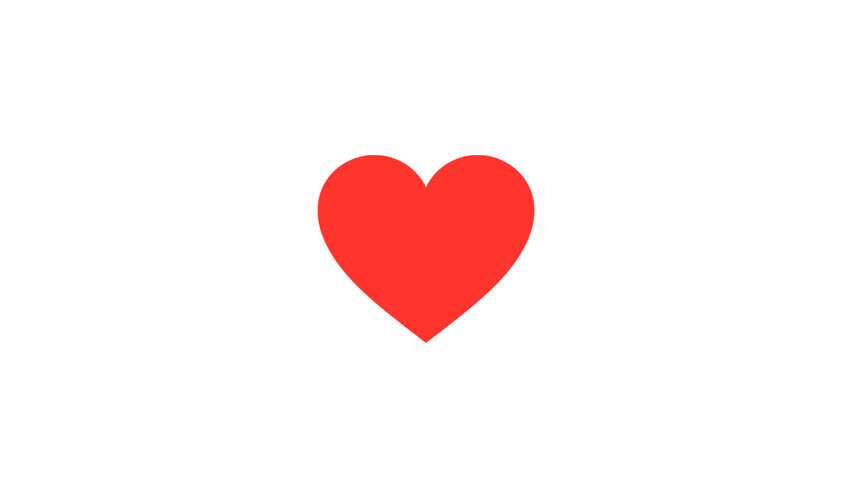 Heart Icon Small #131442.