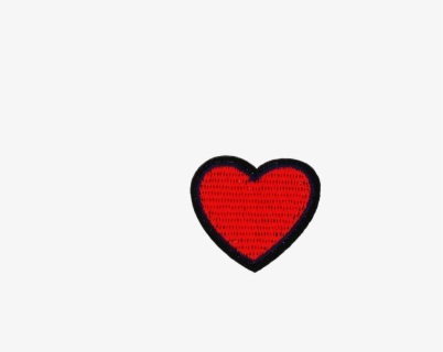 Free Red Heart Clip Art with No Background.