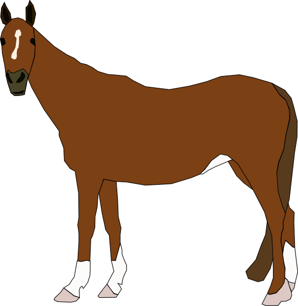 Free to Use & Public Domain Horse Clip Art.