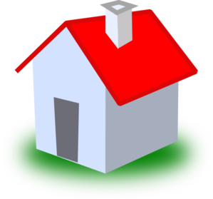 Small House Clip Art at Clker.com.