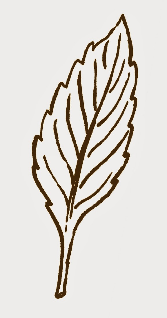 Leaf Template Small.