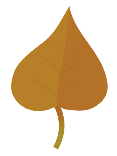 Fall Leaves Clip Art.