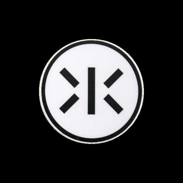 Small Logo Sticker.