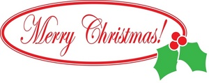 Free Christmas Clipart Image.