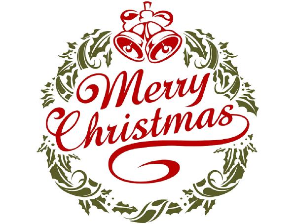 Merry Christmas Clip Art at Clker.com.