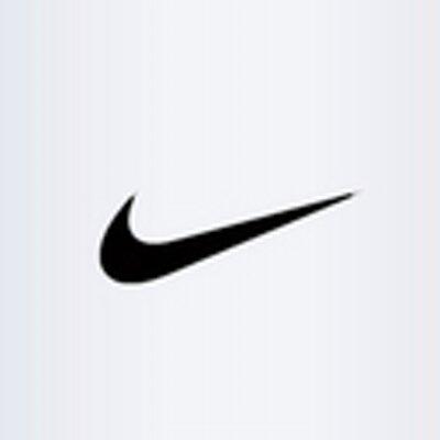 Small nike Logos.