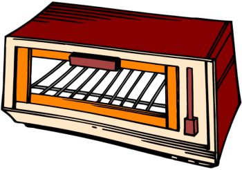 Small Oven Clipart Clipground