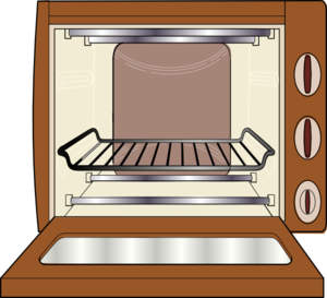Oven Clipart.
