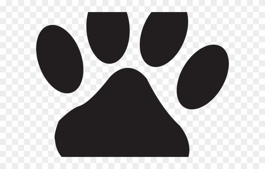 Husky Clipart Bear Paw.