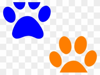 Well Clipart Paw Print.
