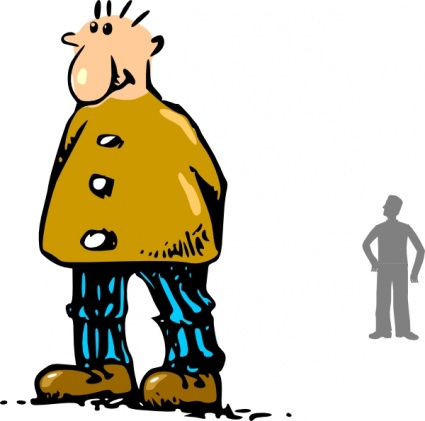 Small people clipart.