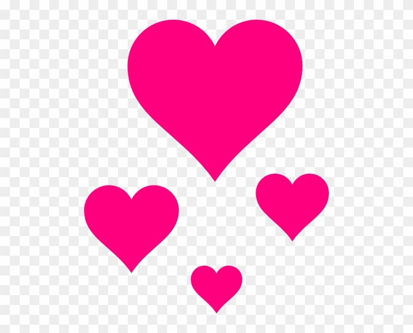 Small pink heart clipart 2 » Clipart Portal.