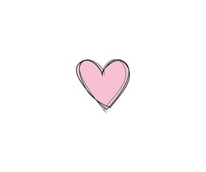 Little pink heart :3 shared by @DeboraKim95 on We Heart It.