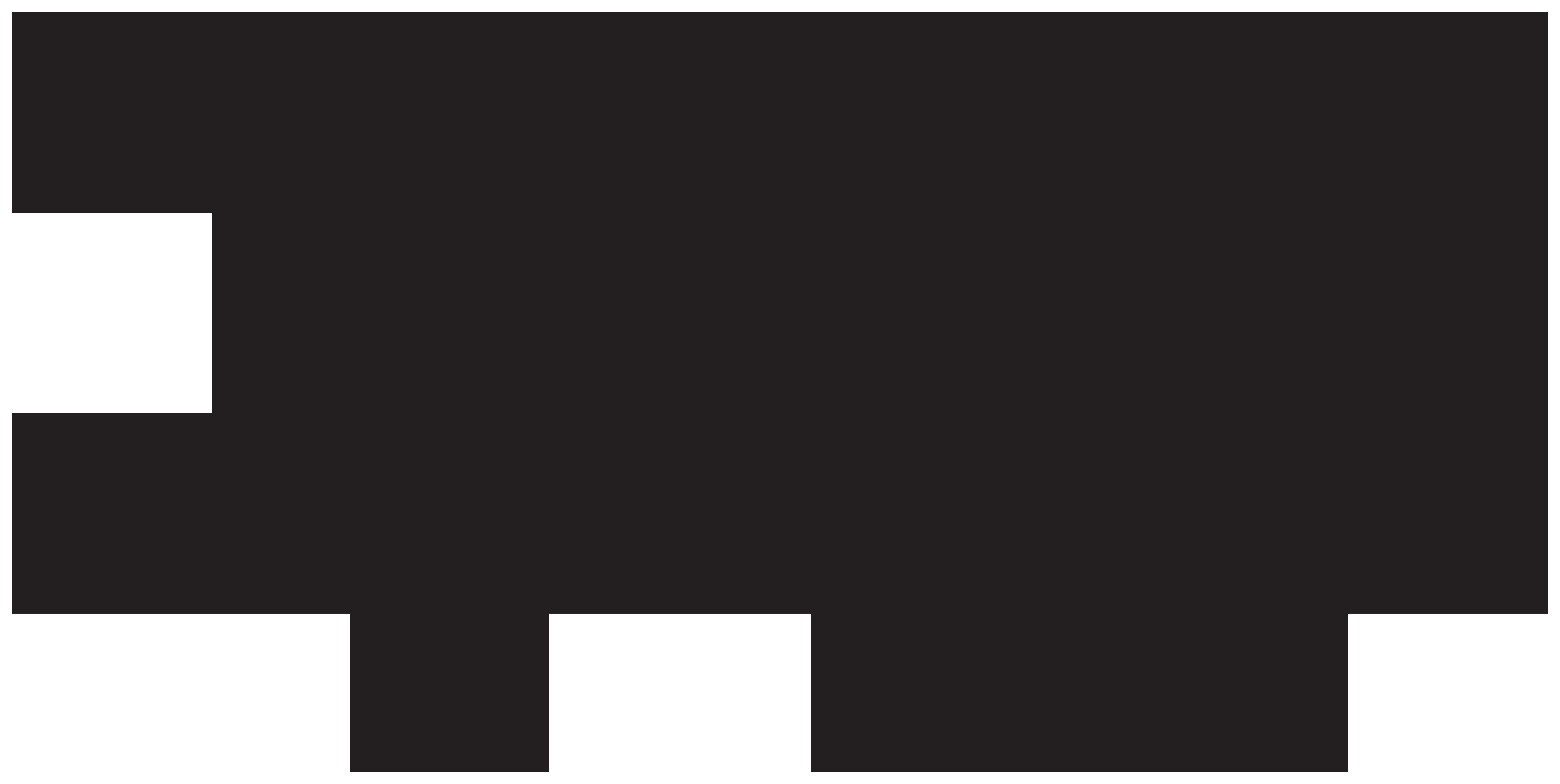 Small Plane Silhouette Clip Art Image.