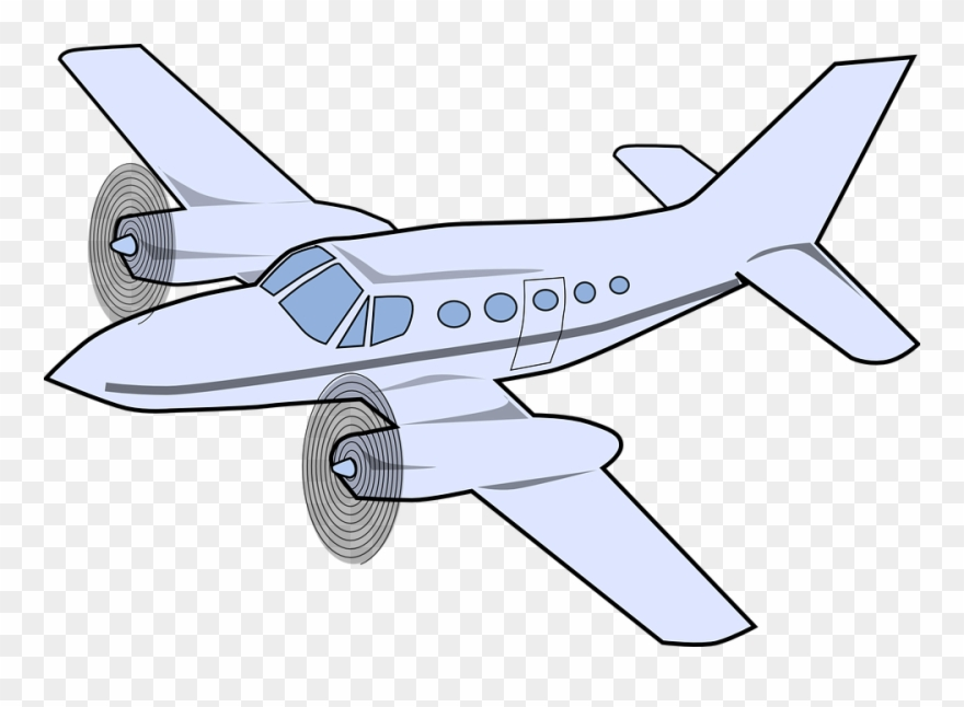 Airplane Clip Art 16, Buy Clip Art.
