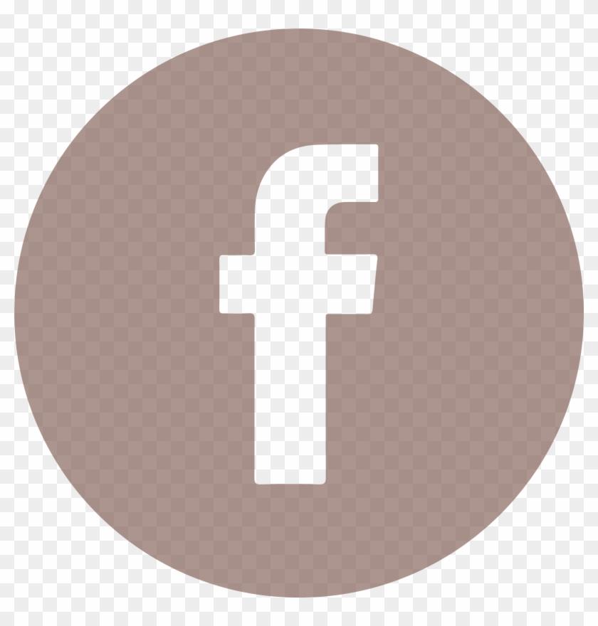 Transparent Facebook Icon.