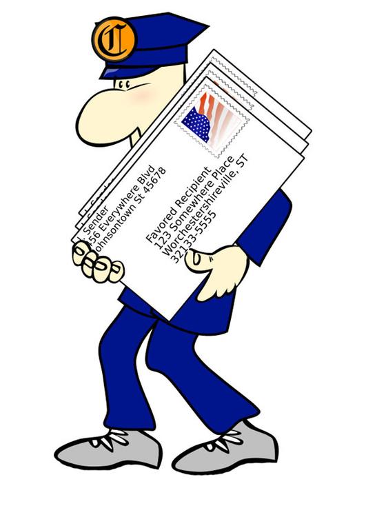 Image postman.