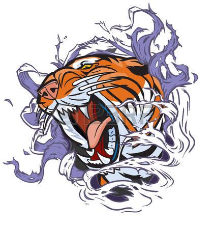 2,375 Tiger Eyes Cliparts, Stock Vector And Royalty Free Tiger.