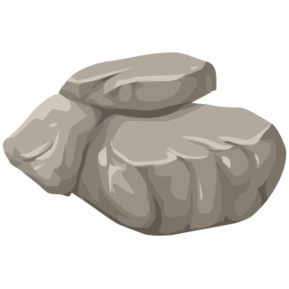 Rock Cartoon Png.