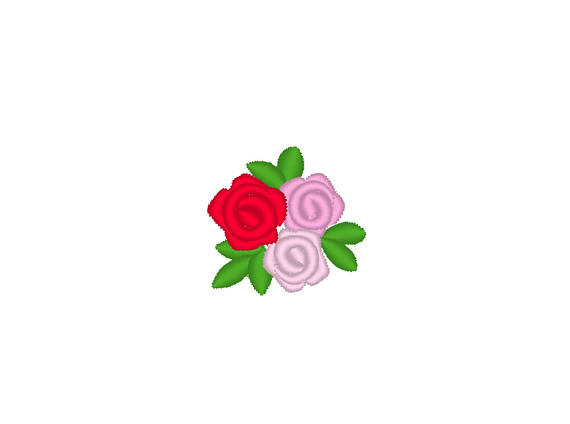 Small Rose Clipart.