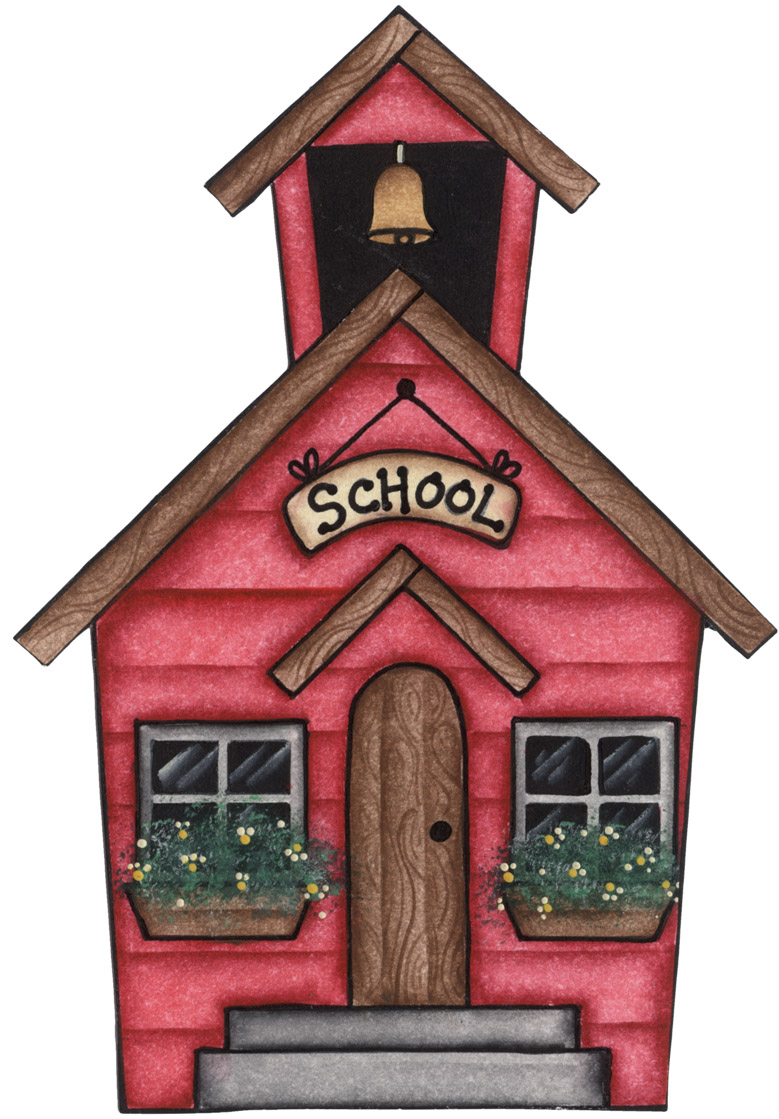 Animated Back To School Clipart The Little Blue House.