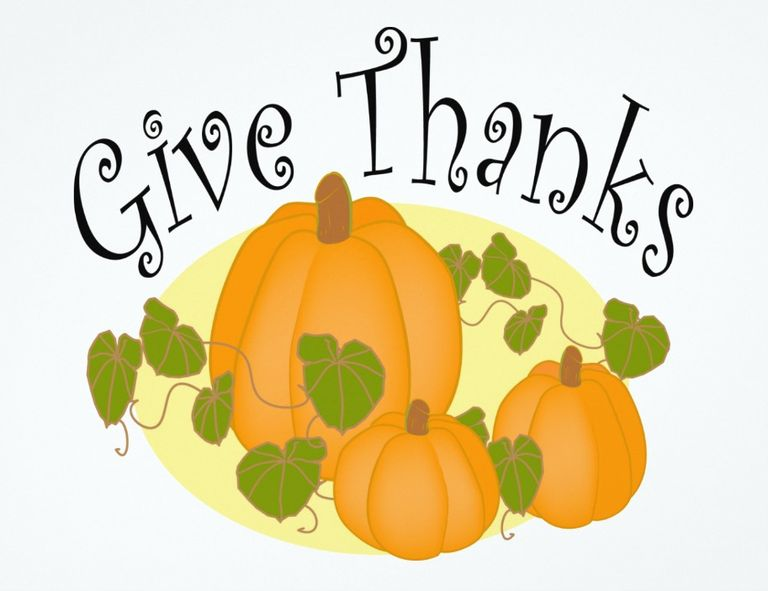 Happy Thanksgiving 2020 Clipart