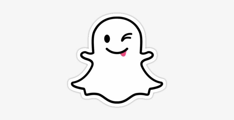 Snapchat Ghost By Cocomishelle Small Size Please.