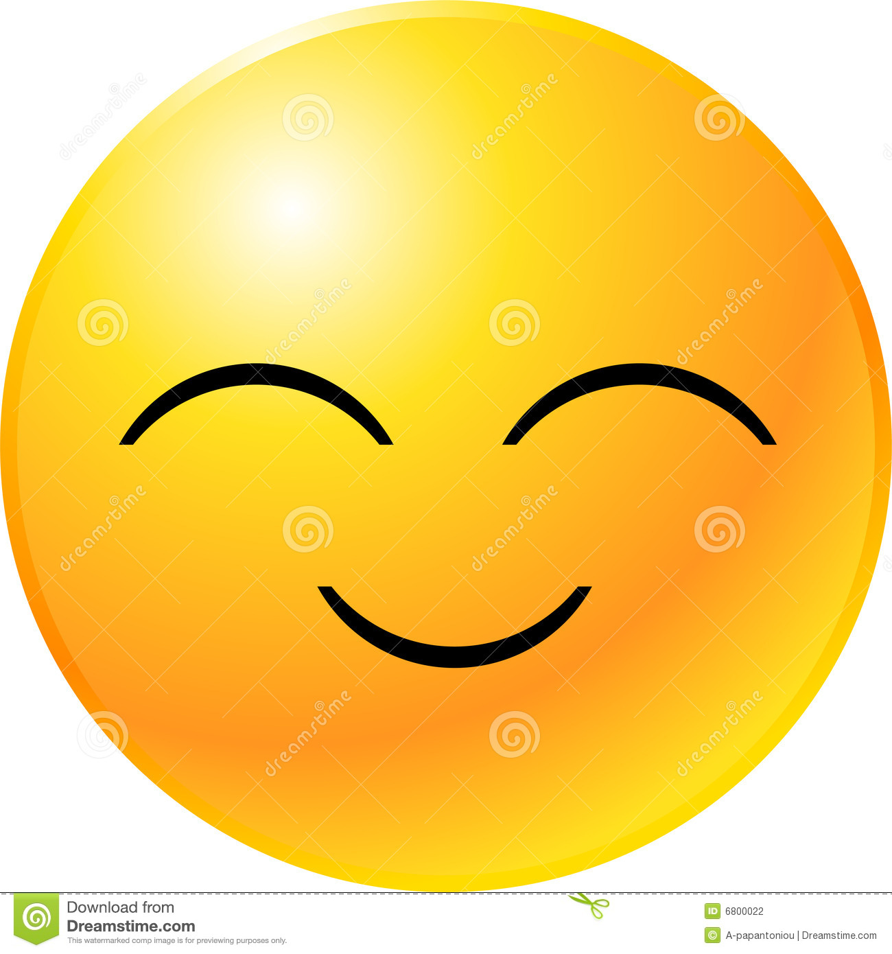 Smiley Face Clip Art Emotions.