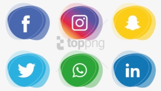 Social Media PNG, Transparent Social Media PNG Image Free.